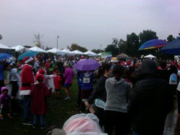 Jingle Bell Run- Warm-Up