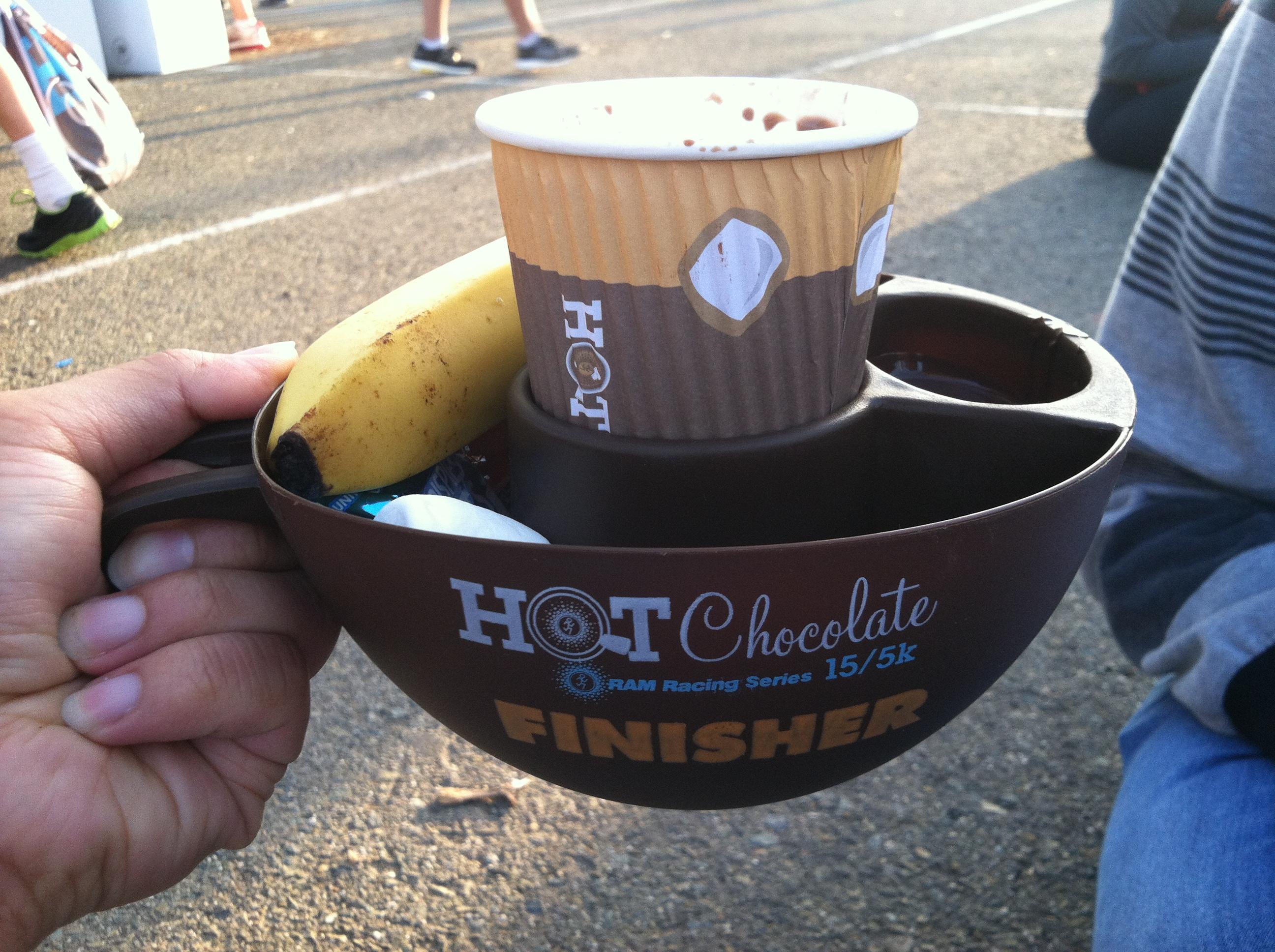 Will Run for Chocolate: Hot Chocolate Run 5K (San Diego) | SoCaLocal